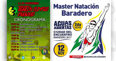 Triatlon y aguas abiertas